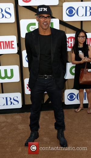 Shemar Moore - CW, CBS and Showtime's 2013 Summer TCA Party - Arrivals - Los Angeles, California, United States -...