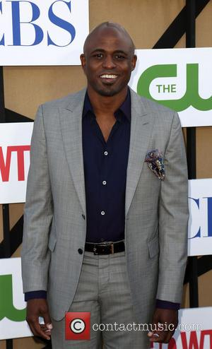 Wayne Brady - CW, CBS and Showtime's 2013 Summer TCA Party - Arrivals - Los Angeles, California, United States -...