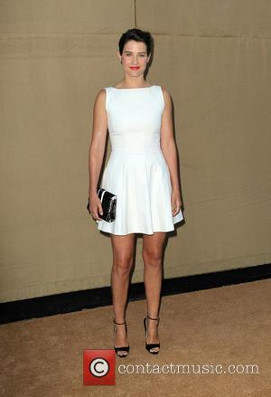 Cobie Smulders - CW, CBS and Showtime 2013 Summer TCA Party - Arrivals - Beverly Hills, California, United States -...