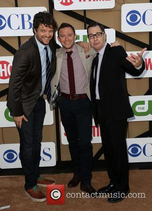 Matt Jones, Nate Corddry and French Stewart