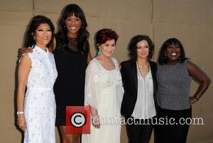 Julie Chen, Aisha Tyler, Sharon Osbourne, Sara Gilbert and Sheryl Underwood - CW, CBS and Showtime 2013 Summer TCA Party...