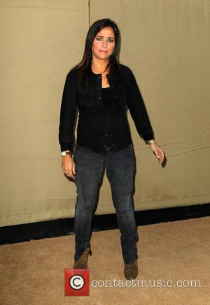 Pamela Adlon - CW, CBS and Showtime 2013 Summer TCA Party - Arrivals - Beverly Hills, California, United States -...