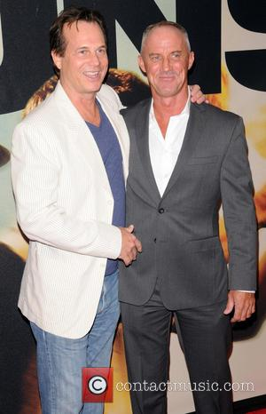 Bill Paxton and Robert John Burke