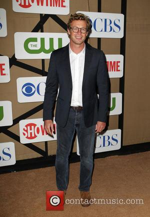 Simon Baker - Television Critic Association's Summer Press Tour - CBS/CW/Showtime Party - Beverly Hills, California, United States - Tuesday...