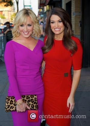Jamie Colby and Kimberly Guilfoyle