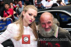 Amanda Seyfried and Radio Man