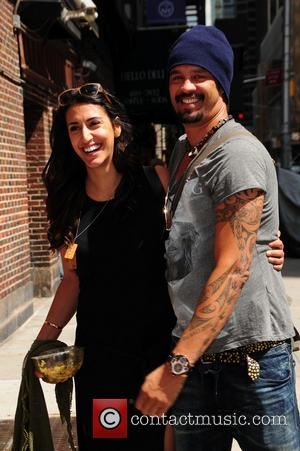Michael Franti and Tara Franti-Rye