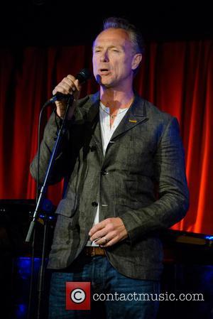 Gary Kemp - 'Tim Arnold : The Soho Hobo' Gig held at the Soho Theatre - London, United Kingdom -...
