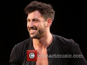 Maksim Chmerkovskiy - Press day for 'Forever Tango' held at the Walter Kerr Theatre - New York, NY, United States...