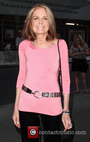 Gloria Steinem - The Cinema Society and MCM with Grey Goose screening of Radius TWC's 'Lovelace' at Museum of Modern...