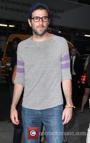 Zachary Quinto - The Cinema Society and MCM with Grey Goose screening of Radius TWC's 'Lovelace' at Museum of Modern...