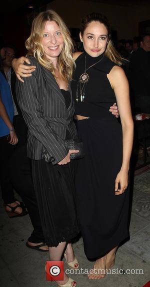 Michelle Krumm and Shailene Woodley