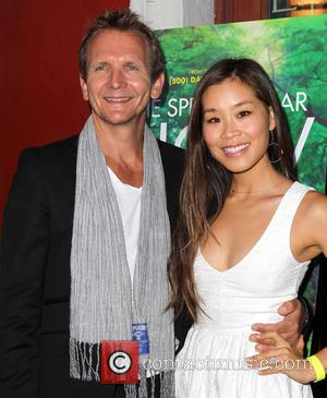 Sebastian Roché and Alicia Hannah - Screening of A24's 'The Spectacular Now' at the Vista Theatre - Los Angeles, California,...