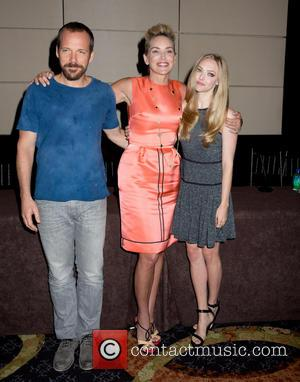 Peter Sarsgaard, Sharon Stone and Amanda Seyfried