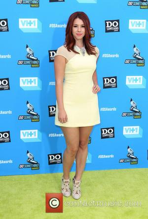 Jillian Rose Reed - DoSomething.org And VH1's 2013 Do Something Awards - Los Angeles, California, United States - Wednesday 31st...