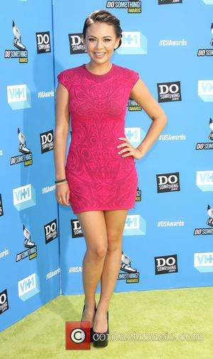 Janel Parrish - The 2013 Do Something Awards held at The Avalon in Hollywood - Arrivals - Los Angeles, California,...