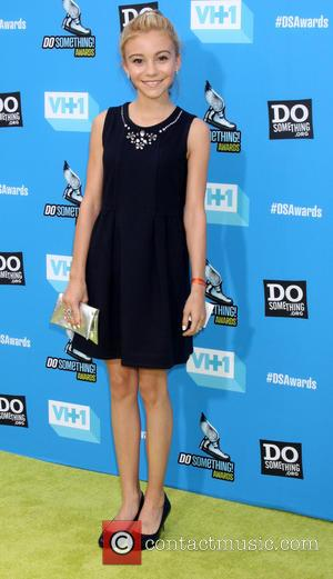 Genevieve Hannelius - The 2013 Do Something Awards held at The Avalon in Hollywood - Arrivals - Los Angeles, California,...