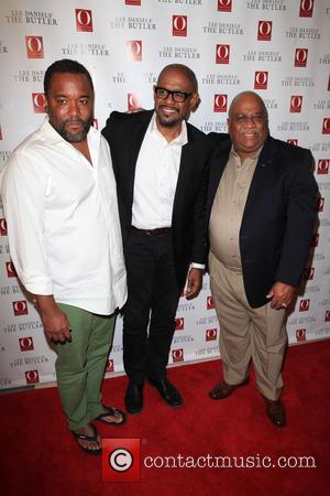 Lee Daniels, Forest Whitaker and Charles Allen