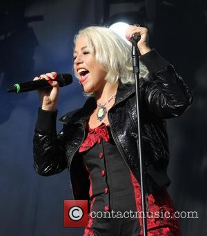 Amelia Lily - Fusion Festival Birmingham 2013 - Day One - Performances - Birmingham, United Kingdom - Wednesday 31st July...