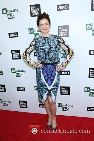 Betsy Brandt - The Film Society of Lincoln Center and AMC celebration of 'Breaking Bad' final episodes at The Film...