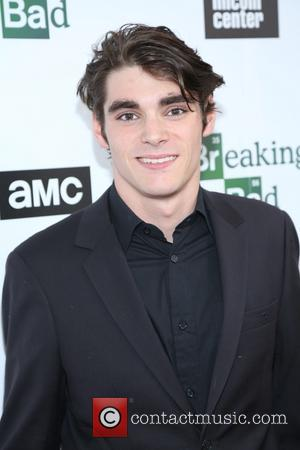RJ Mitte - The Film Society of Lincoln Center and AMC celebration of 'Breaking Bad' final episodes at The Film...