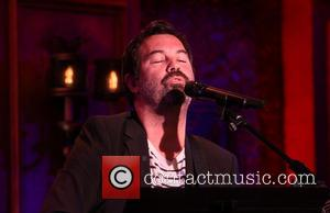 Duncan Sheik - Nightclub concert preview at 54 Below at Studio 54. - New York, NY, United States - Thursday...