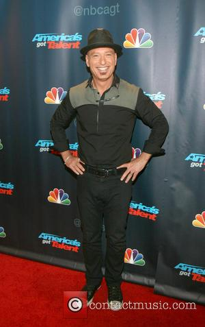 Howie Mandel - America's Got Talent at Radio City Music Hall - New York City, New York , United States...