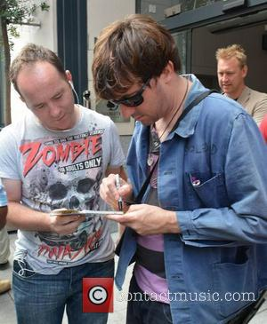 Graham Coxon and Blur