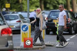 Gwen Stefani, Gavin Rossdale and Kingston