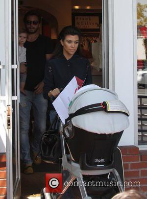 Kourtney Kardashian Hit With Paternity Lawsuit By Alleged Former Flame
