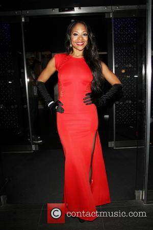 Acantha Lang - Celebrities at Playboy Club London in Mayfair - London, United Kingdom - Thursday 1st August 2013