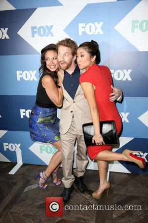 Vanessa Lachey, Seth Green and Brenda Strong