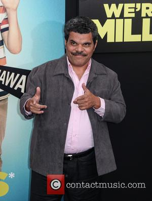 Luis Guzman - World premiere of 'We're The Millers' at The Ziegfeld Theater - New York, United Kingdom - Thursday...