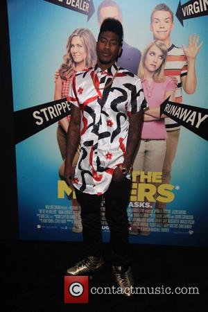 Iman Shumpert - World Premiere of 'We're The Millers' at the Ziegfeld Theater - NYC, NY, United States - Thursday...