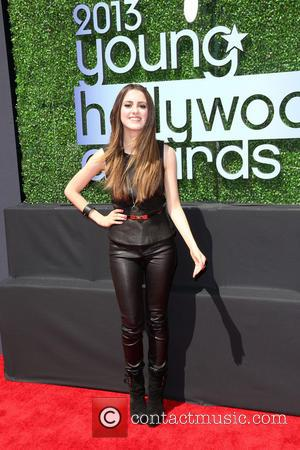 Laura Marano - 2013 Young Hollywood Awards at The Broad Stage - Red Carpet - Los Angeles, CA, United States...