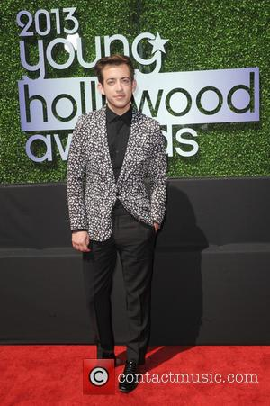 Kevin McHale - 2013 Young Hollywood Awards at The Broad Stage - Red Carpet - Los Angeles, CA, United States...