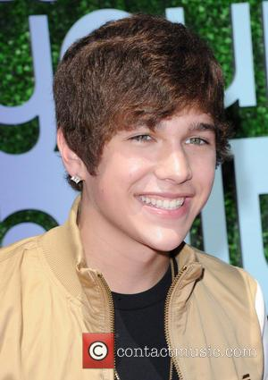 Austin Mahone - 2013 Young Hollywood Awards at The Broad Stage - Red Carpet - Los Angeles, California, United States...