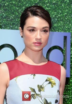 Crystal Reed - 2013 Young Hollywood Awards at The Broad Stage - Red Carpet - Los Angeles, California, United States...
