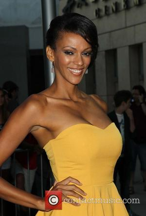 Judi Shekoni - A special screening of Magnolia Pictures 'I Give It A year' - Arrivals - Hollywood, California, United...