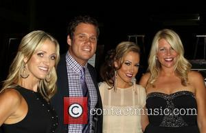 Bob Guiney, Jessica Hall and Erica Greve