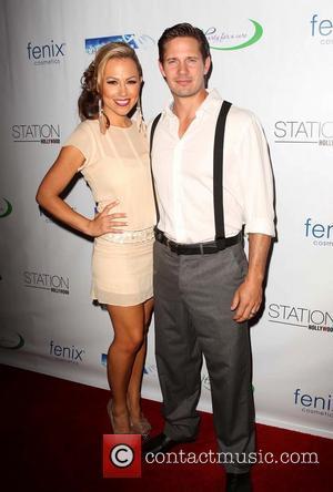 Jessica Hall and Kyle Carlson