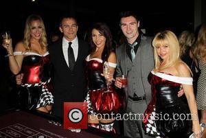 Tim Woodward, Matt Cinquanta, Guests and Playboy