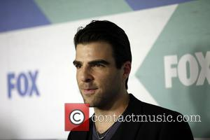 Zachary Quinto - FOX Summer TCA 2013 All-Star Party - Arrivals - Los Angeles, CA, United States - Thursday 1st...