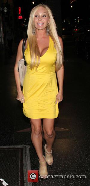 Mary Carey - Celebrities outside Wood & Vine restaurant in Hollywood - Los Angeles, California, United States - Thursday 1st...