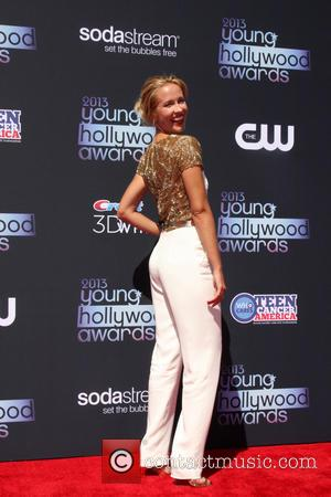 Anna Camp - 2013 Young Hollywood Awards at The Broad Stage - Red Carpet - Santa Monic, CA, United States...