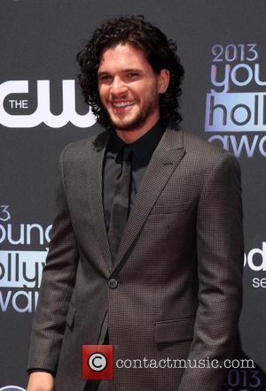 Kit Harington - Young Hollywood Awards 2013