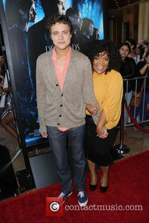 Douglas Smith and Yvette Nicole Brown