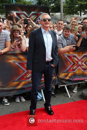 Louis Walsh - The X Factor London auditions held at Wembley Arena - Arrivals - London, United Kingdom - Thursday...