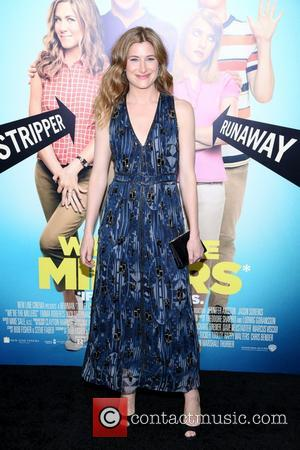 Kathryn Hahn - World Premiere of 'We're The Millers' at the Ziegfeld Theater - new york, NY, United States -...
