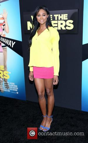 Nana Meriwether - World Premiere of 'We're The Millers' at the Ziegfeld Theater - new york, NY, United States -...
